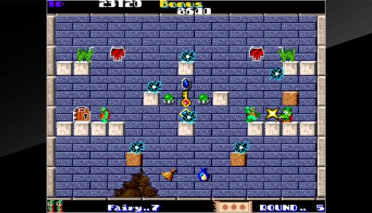 Solomon's Key joins the Arcade Archives