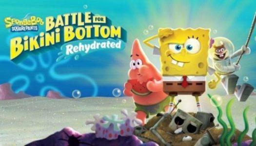 SpongeBob SquarePants: Battle for Bikini Bottom – Rehydrated soaks onto Switch in 2020