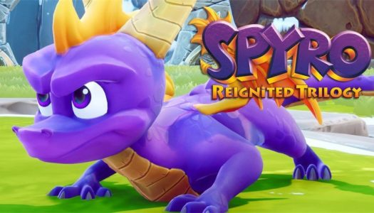 Spyro Reignited Trilogy coming to Nintendo Switch – E3 2019