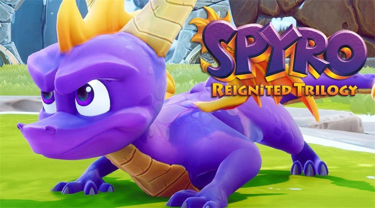 Spyro Reignited Trilogy coming to Nintendo Switch - E3 2019 - Pure Nintendo