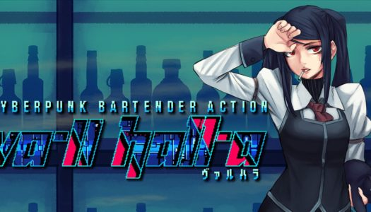 Review: VA-11 Hall-A: Cyberpunk Bartender Action (Nintendo Switch)