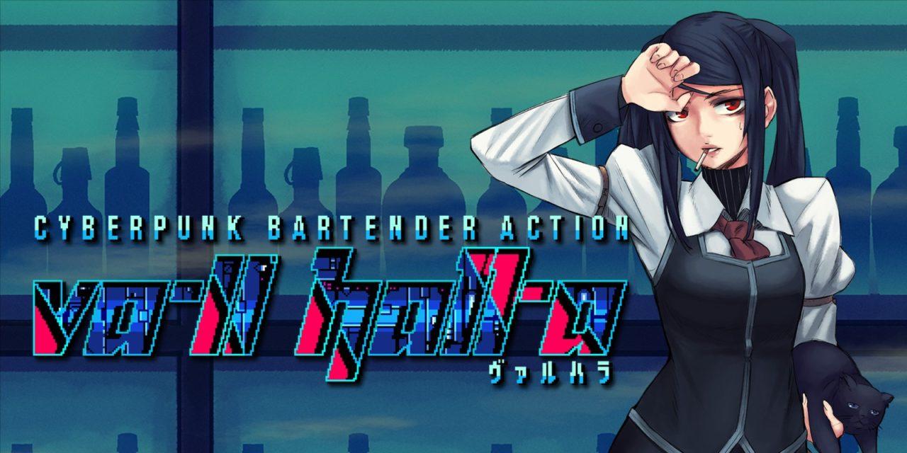 Review: VA-11 Hall-A: Cyberpunk Bartender Action (Nintendo Switch) - Pure Nintendo