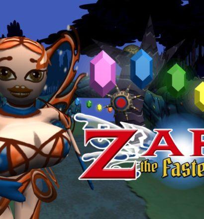 Zara the Fastest Fairy