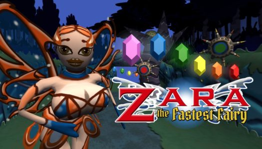 Review: ZARA the Fastest Fairy (New Nintendo 3DS/2DS)