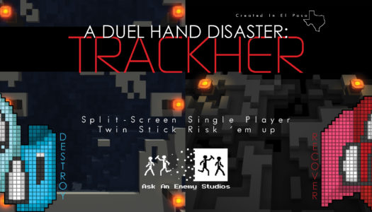 Review: A Duel Hand Disaster: Trackher (Nintendo Switch)