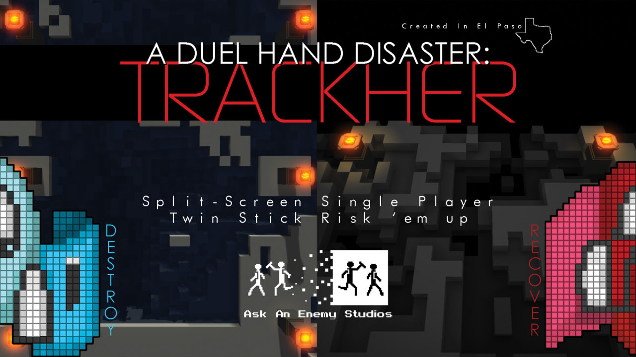 Review: A Duel Hand Disaster: Trackher (Nintendo Switch) - Pure Nintendo