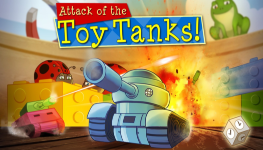 Review: Attack of the Toy Tanks (Nintendo Switch)