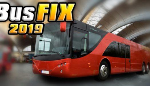 Review: Bus Fix 2019 (Nintendo Switch)