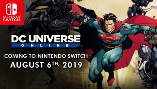DC Universe Online gets a release date for Switch — and Dark Nights: Metal announced!
