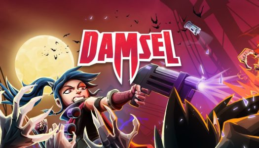 Slay vampires when Damsel bites Switch next month!
