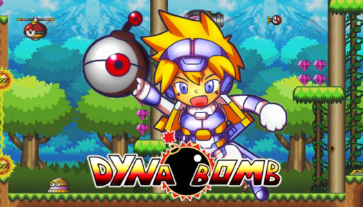 Review: Dyna Bomb (Nintendo Switch)