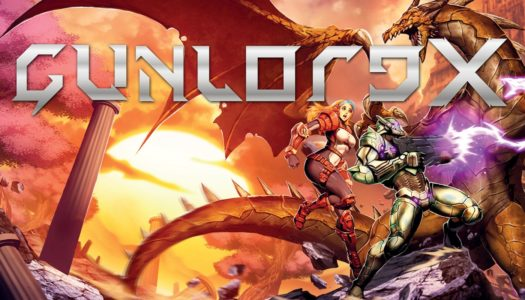 Review: Gunlord X (Nintendo Switch)