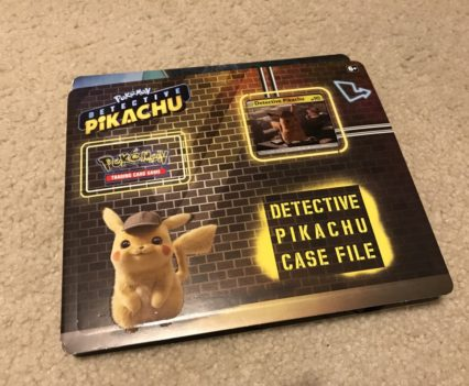 Pokemon Detective Pikachu TCG