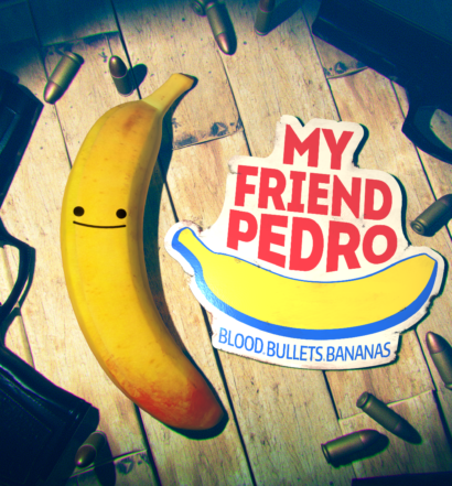 My Friend Pedro Cover Art