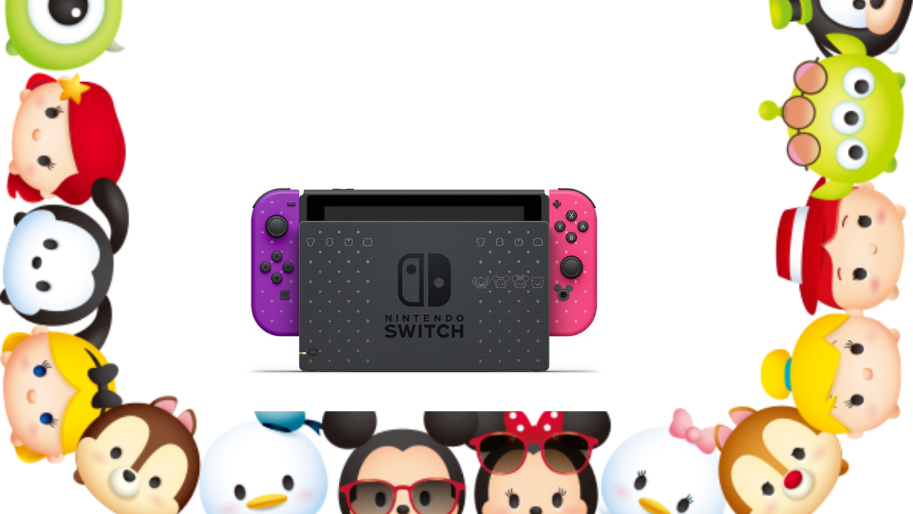 Disney Tsum Tsum Nintendo Switch