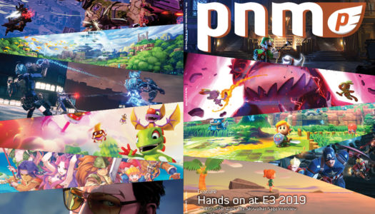 Pure Nintendo Magazine Reveals the Cover of Issue 47, Available Now!