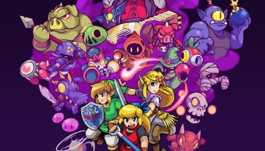 Review: Cadence of Hyrule: Crypt of the NecroDancer Featuring The Legend of Zelda (Nintendo Switch)