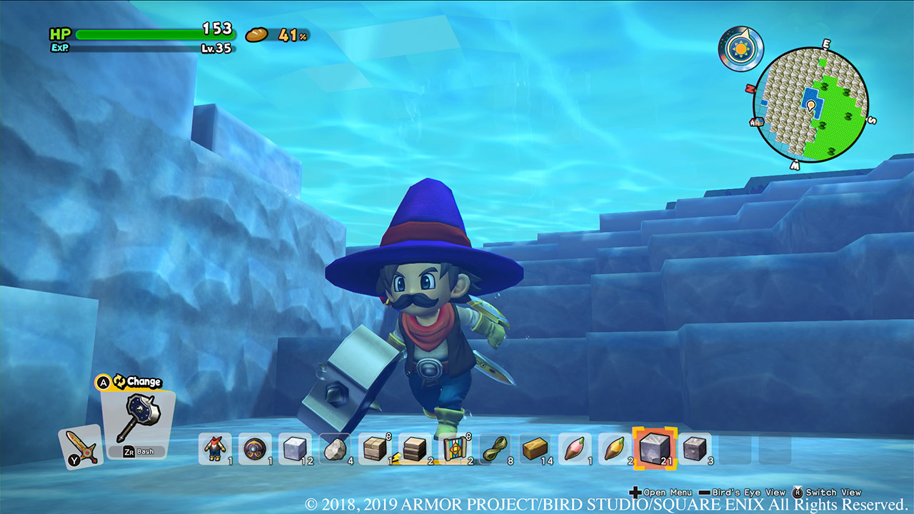 Dragon Quest Builders 2 - Nintendo Switch eShop