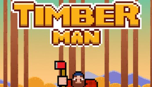 Review: Timberman (Nintendo 3DS)