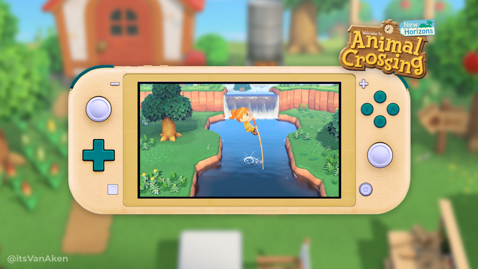 Animal Crossing: New Horizons Switch Lite