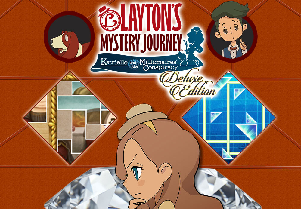 Layton's Mystery Journey - Nintendo Switch