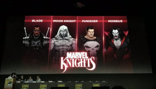 Marvel Ultimate Alliance 3's Expansion Pass allows you to become the Punisher, Morbius, Blade, and Moon Knight