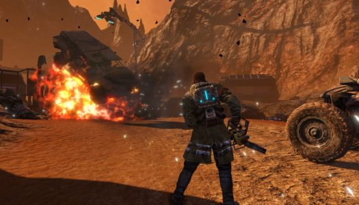 Red Faction Guerilla: Re-Mars-tered now on Switch