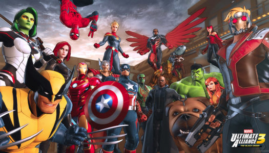 Marvel Ultimate Alliance 3 joins this week's eShop roundup