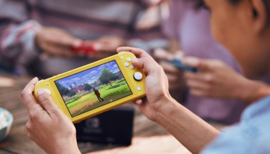 Nintendo Switch Lite launches in September