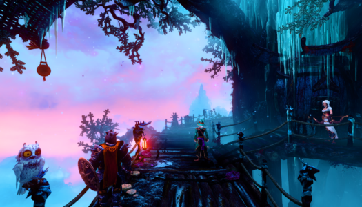 Trine 3: The Artifacts of Power hits the eShop July 29th