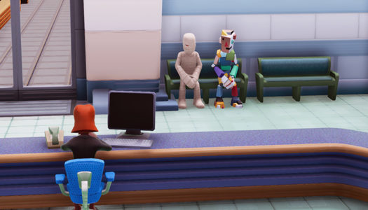 Two Point Hospital accepting Switch patients later this year