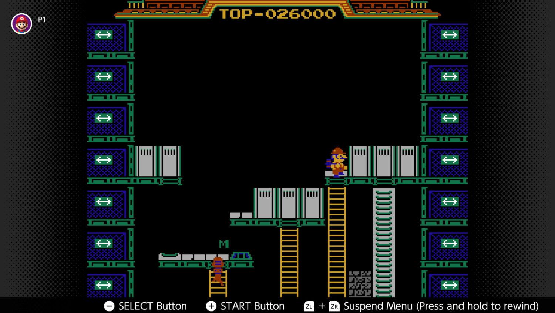 Wrecking Crew - Switch NES online