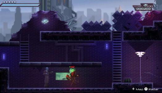 Review: Bitlogic – A Cyberpunk Arcade Adventure (Nintendo Switch)