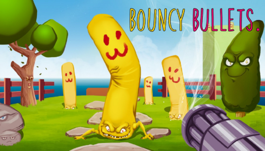 Review: Bouncy Bullets (Nintendo Switch)