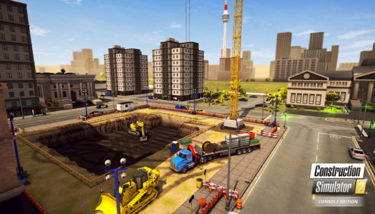 Construction Simulator 2 builds its way onto Switch later this year