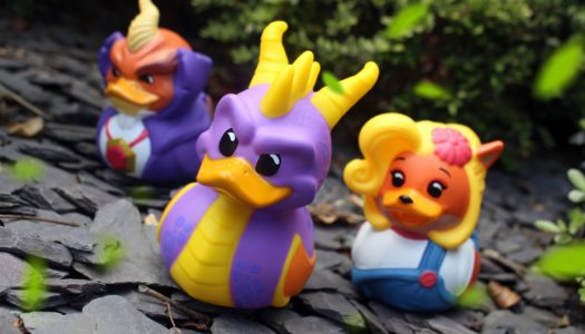 Numskull reveals a line-up of cosplaying collectible Ducks known as TUBBZ