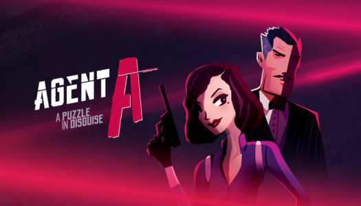 Review: Agent A: A Puzzle in Disguise (Nintendo Switch)
