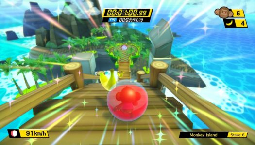 Preorders open for Super Monkey Ball: Banana Blitz HD