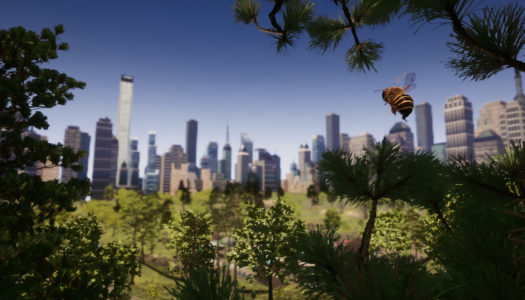 Be the bee when Bee Simulator launches in November