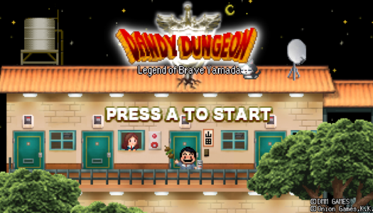 Review: Dandy Dungeon ~Legend of Brave Yamada~ (Nintendo Switch)