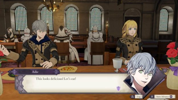 Fire Emblem: Three Houses - screen 2
