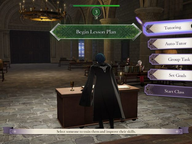 Fire Emblem: Three Houses - screen 3