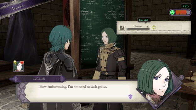 Fire Emblem: Three Houses - screen 6