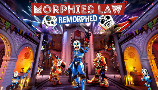 Become a Morphie in Morphies Law: Remorphed — a Día de Muertos-like Splatoon!