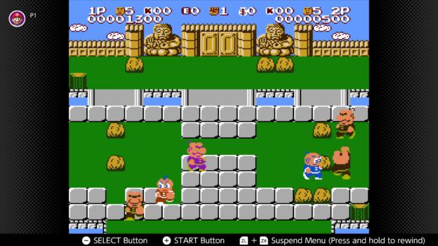 Kung Fu - NES - Nintendo Switch online