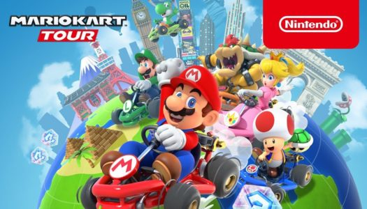 Mario Kart goes mobile on September 25th