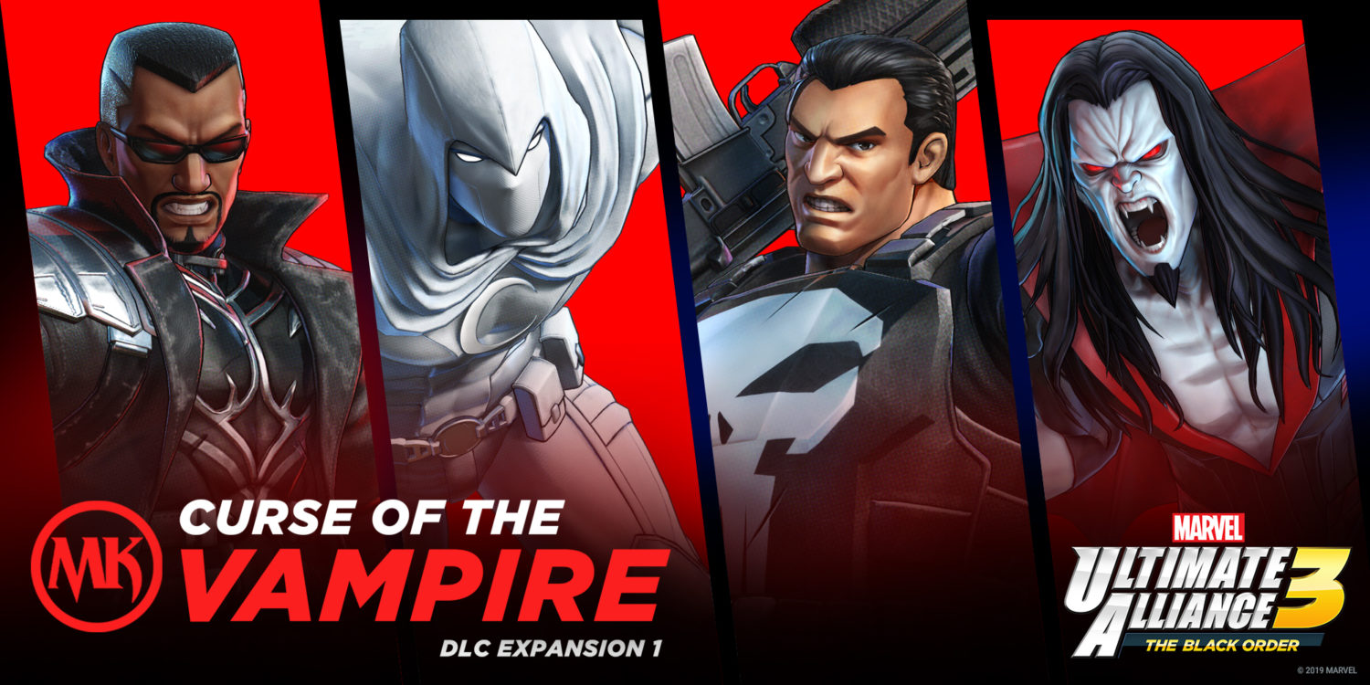 Marvel Ultimate Alliance 3 - New DLC announced at Gamescom 2019