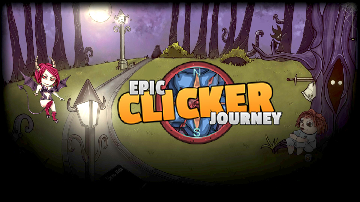 Epic Clicker Journey - Nintendo Switch