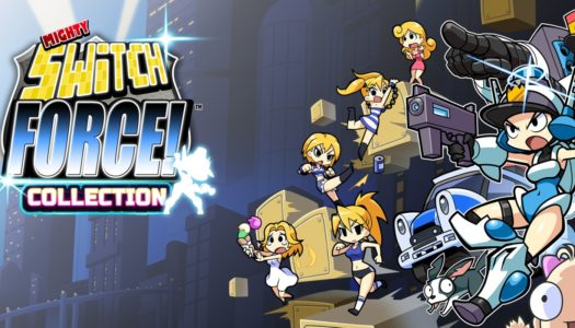 Review: Mighty Switch Force! Collection (Nintendo Switch)