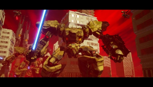 Review: DAEMON X MACHINA (Nintendo Switch)